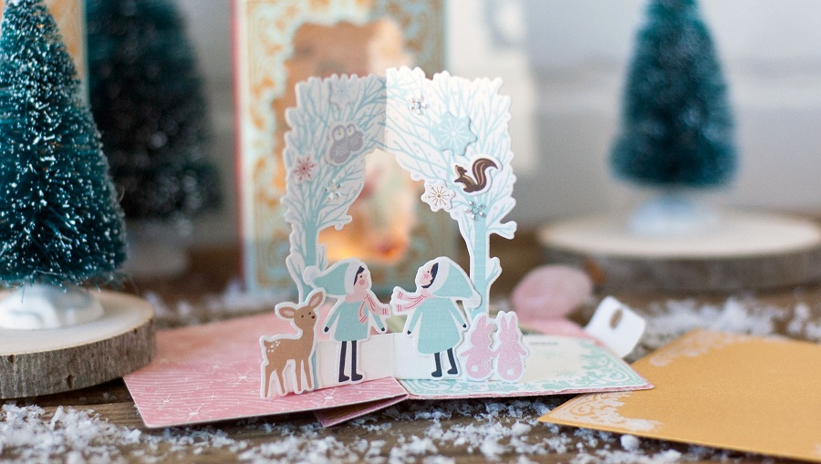 Fairy Christmas - papertreyink.com