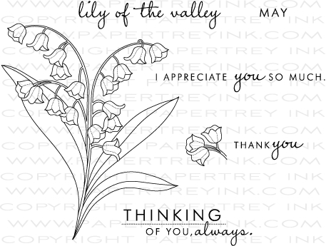 Image result for may flowers lily of the valley