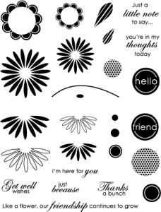 Floral Frenzy Stamp Set