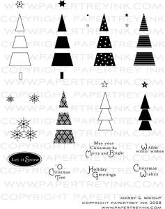 Merry & Bright Stamp Set