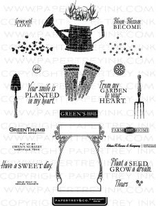 Garden Variety Stamp Set
