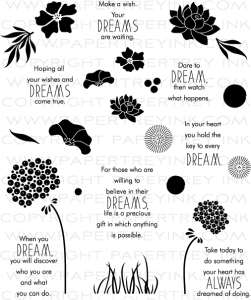 Daydreamer Stamp Set