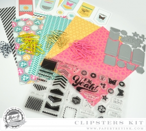Make It Market Mini: Clipsters Kit