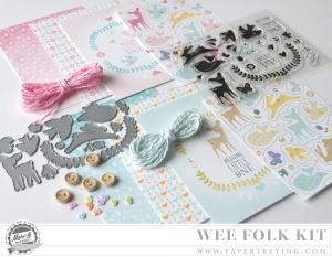 Make It Market Mini: Wee Folk Kit