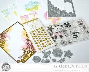 Make It Market Mini: Garden Gild Kit