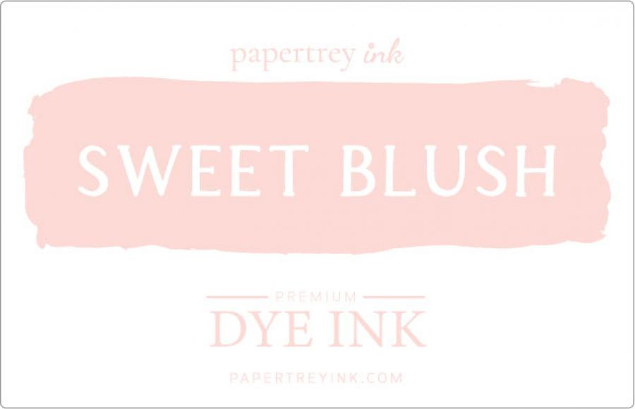 Papertrey Ink Perfect Match Sweet Blush Ink