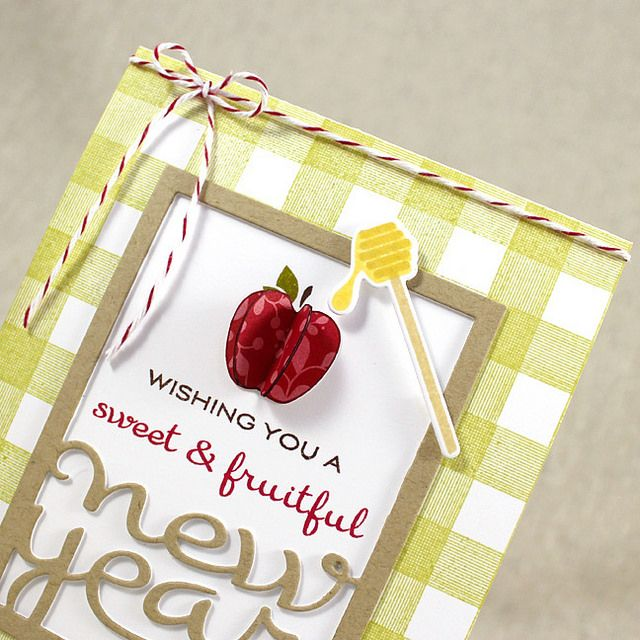 Papertrey ink lshanah tovah die papertrey ink clear stamps dies more images m4hsunfo