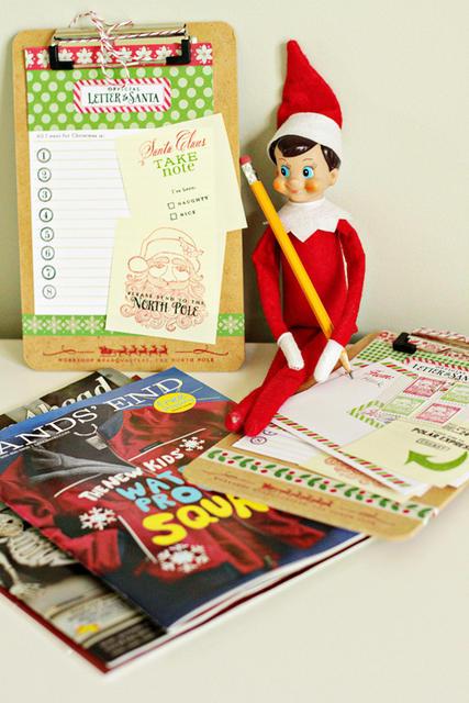 santa stationery stamp set papertrey ink clear stamps dies paper