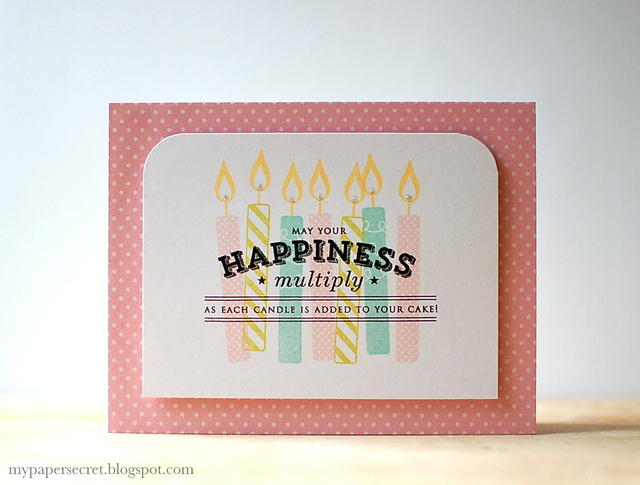 Stylish sentiments birthday stamp set papertrey ink clear stamps more images m4hsunfo