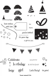 The Vault - It's A Celebration Stamp Set