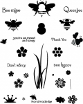 Honey Bees Stamp Set