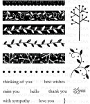 Beyond Basic Borders Stamp Set
