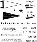 All-Star Team Stamp Set