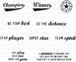 All-Star Team Additions Stamp Set