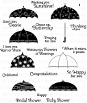 Scattered Showers Stamp Set