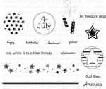 The Vault - Let Freedom Ring Stamp Set
