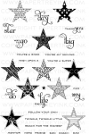 Star Prints Stamp Set