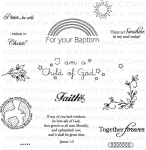 The Vault - Heavenly Medley Stamp Set