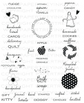 The Vault - Just for You Stamp Set