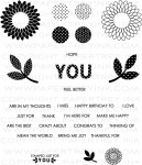 All About You Stamp Set