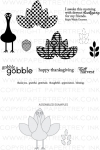 The Vault - Gobble, Gobble Stamp Set