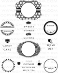 The Vault - Everyday Treats Stamp Set