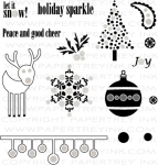 Holiday Sparkle Stamp Set