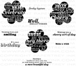The Vault - Hello, Friend Stamp Set