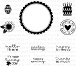 Tag-its #1 Mini Stamp Set