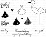 Bundle of Love Stamp Set