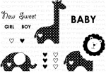 Sweet Baby Stamp Set