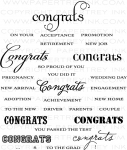 Congrats All Ways Stamp Set