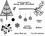 The Vault - Winterberry Stamp Set
