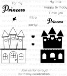 The Vault - Little Princess Stamp Set