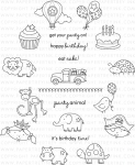 Tremendous Treats: Birthday Stamp Set