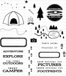 The Vault - Summer Camp Stamp Set