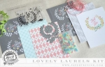 Make It Market Mini: Lovely Laurels Kit