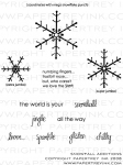 Snowfall Additions Stamp Set