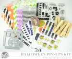 Make It Market Mini Kit: Halloween Pin-Ups