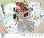 Make It Market Mini Kit: Holiday Folk