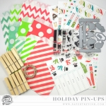 Make It Market Mini Kit: Holiday Pin-Ups
