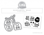 Huggable: Bear Mini Stamp Set & Die