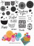 Let's Fiesta! Stamp Set