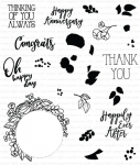 Circle of Love Stamp Set