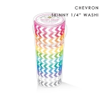 Chevron Skinny Washi