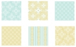 "Everyday Blessings Patterned Paper 6""X6"" (36 sheets)"
