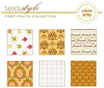 "First Fruits Patterned Paper 8""X8"" (36 sheets)"