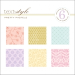 "Pretty Pastels Patterned Paper 8""X8"" (36 sheets)"