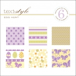 "Egg Hunt Patterned Paper 8""X8"" (36 sheets)"