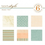 "Road Trip Patterned Paper 8""X8"" (36 sheets)"